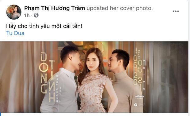 Hương Tràm dựng thuyết âm mưu, tung ảnh mang thai chỉ để nhá hàng MV mới?-1