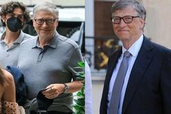 Ngoại hình không thể nhận ra của tỷ phú Bill Gates sau 3 tuần ly hôn