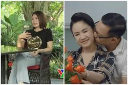 'Hướng Dương Ngược Nắng' tập cuối: Châu tự thiết kế váy cưới, Kiên phục hồi trí nhớ?