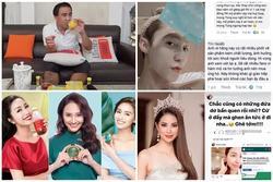 Loạt sao Việt mất hình tượng vì PR 'ảnh một đằng, sản phẩm một nẻo'