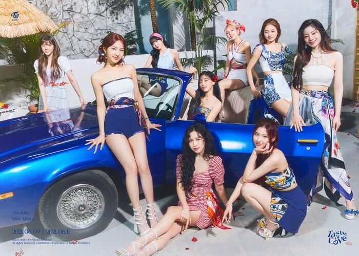 Twice trở thành nhóm nữ có nhiều MV đạt 100 triệu view nhất, bỏ xa BlackPink-2