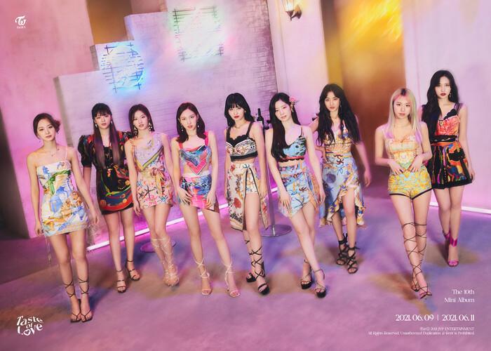 Twice trở thành nhóm nữ có nhiều MV đạt 100 triệu view nhất, bỏ xa BlackPink-3
