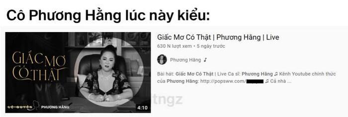 Hit cũ của Lệ Quyên đình đám trở lại nhờ bà Phương Hằng nằm mơ hóa thật-4