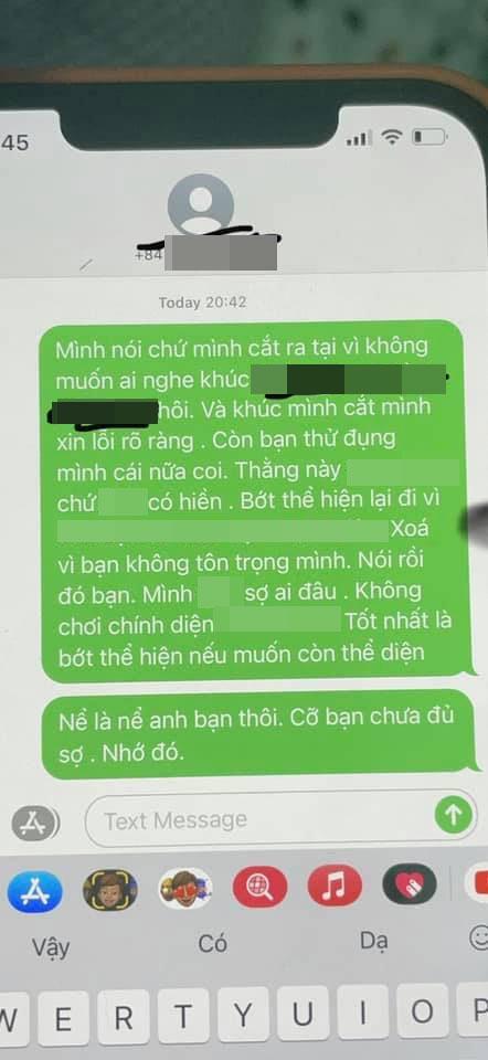 Trang Trần cầu cứu dân mạng, thánh hóng thả ha ha tỏ ra khoái chí-9