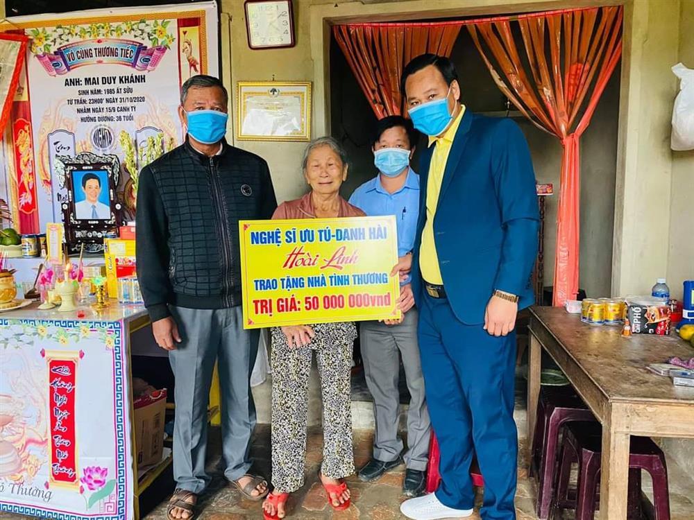 Huyện Quế Sơn nói gì trước tin đoàn nghệ sĩ Hoài Linh về từ thiện 500 triệu?-1