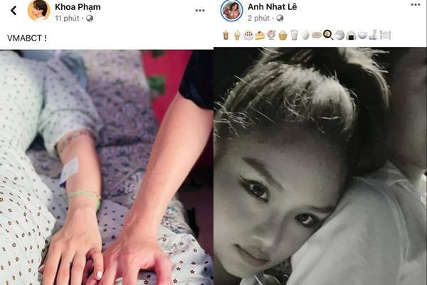 Miu Lê hé lộ tên người tình có chữ A, netizen bóc luôn Karik chính là Khoa-1
