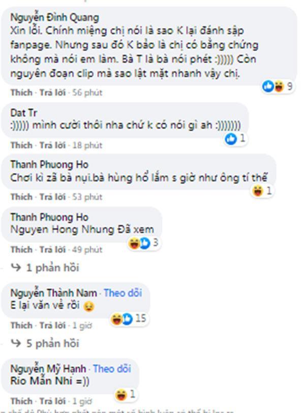 Trang Trần cầu cứu dân mạng, thánh hóng thả ha ha tỏ ra khoái chí-3
