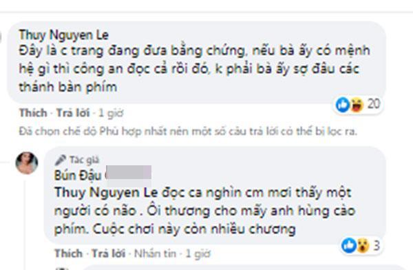 Trang Trần cầu cứu dân mạng, thánh hóng thả ha ha tỏ ra khoái chí-6