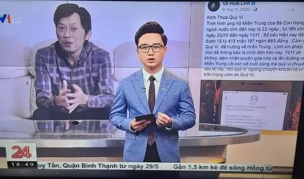 VTV đưa tin về Hoài Linh và chuyện từ thiện: Cần có quy định pháp luật cụ thể-2