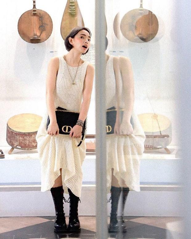Xu hướng thời trang hè 2021: Sự trở lại của những bộ đồ Crochet-5