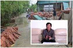 Người dân vùng lũ Hà Tĩnh nói về khoản 13,7 tỷ quyên góp của Hoài Linh