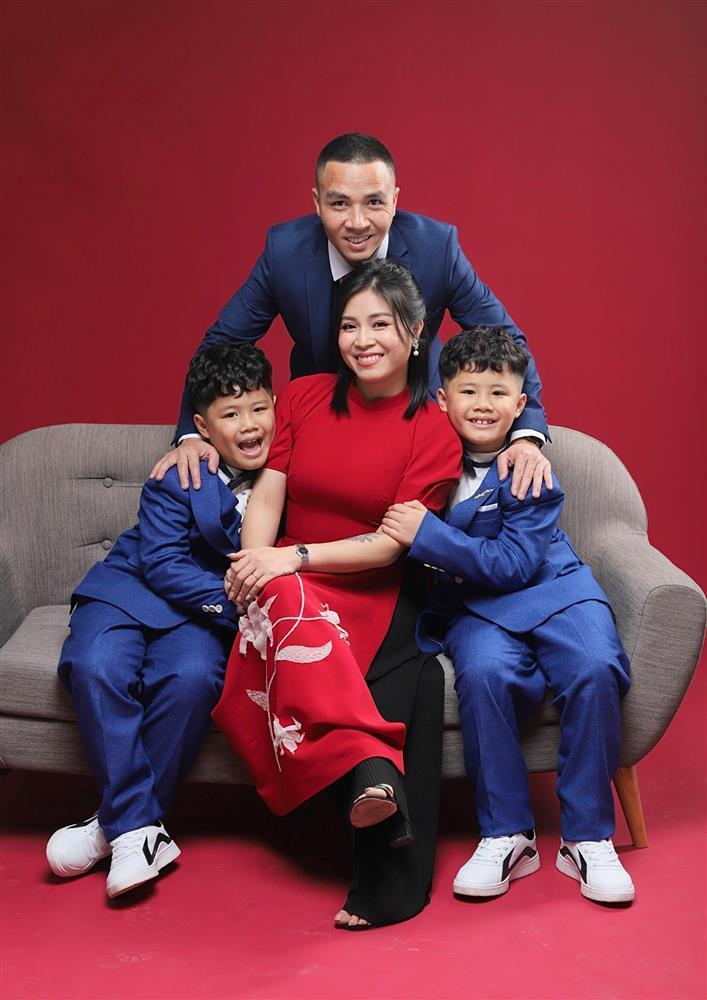 MC Hoàng Linh tiết lộ quan hệ giữa Mạnh Hùng với 2 con riêng-4