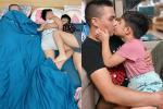 MC Hoàng Linh tiết lộ quan hệ giữa Mạnh Hùng với 2 con riêng