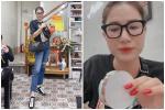 Trang Trần tranh thủ bán hàng chờ hacker nhà bà Phương Hằng 'caosu'