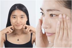 Phương pháp massage mặt 'thần thánh' loại bỏ vùng da già nua, chảy xệ
