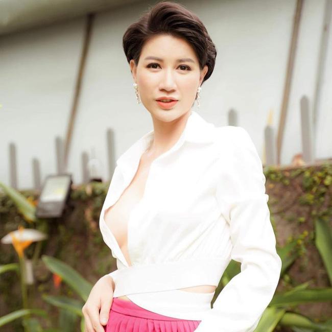 Phỏng vấn nóng Trang Trần sau cuộc hẹn với cậu IT đình đám: Tôi rất sợ hãi!-3