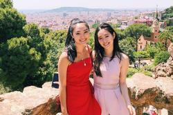 2 ái nữ tài sắc của Lý Liên Kiệt