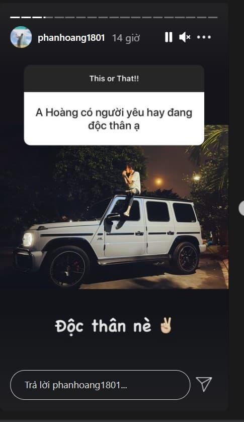 Thiếu gia Phan Hoàng tiết lộ chuyện tình cảm hiện tại, bật mí gu chọn bạn gái-4