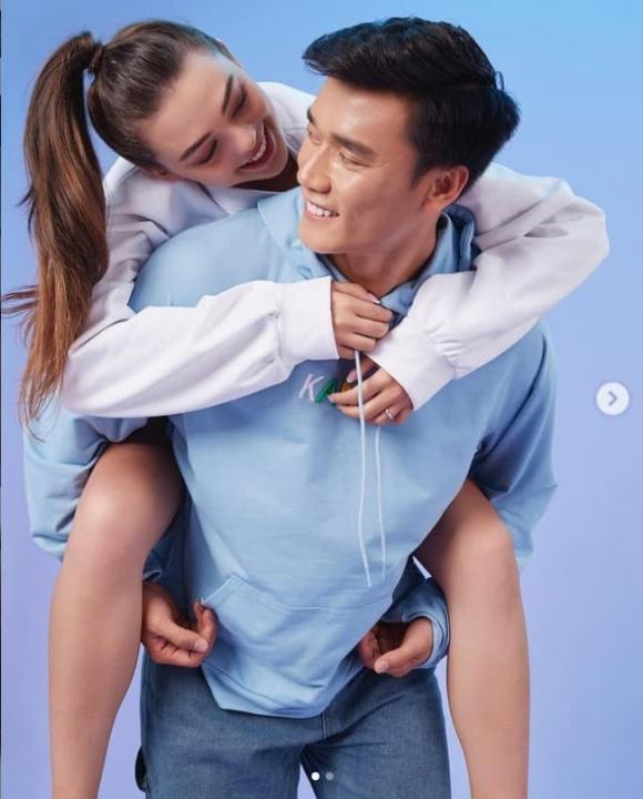 Bùi Tiến Dũng hạnh phúc bên bạn gái dù không được cùng tuyển Việt Nam đi UAE-3