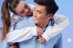 Bùi Tiến Dũng hạnh phúc bên bạn gái dù không được cùng tuyển Việt Nam đi UAE