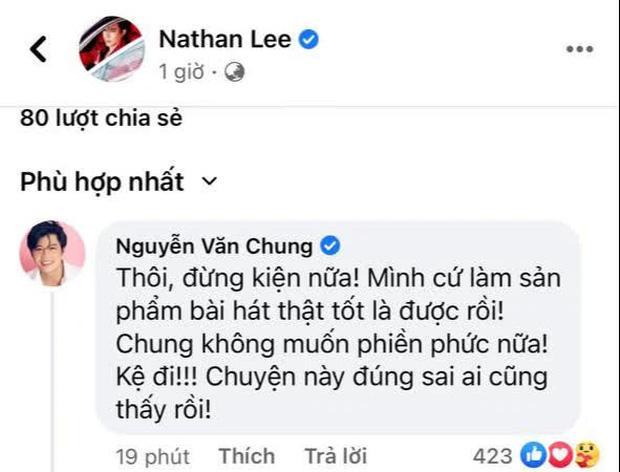 Nguyễn Văn Chung xin Nathan Lee: Đừng kiện nữa, Chung mệt rồi!-3