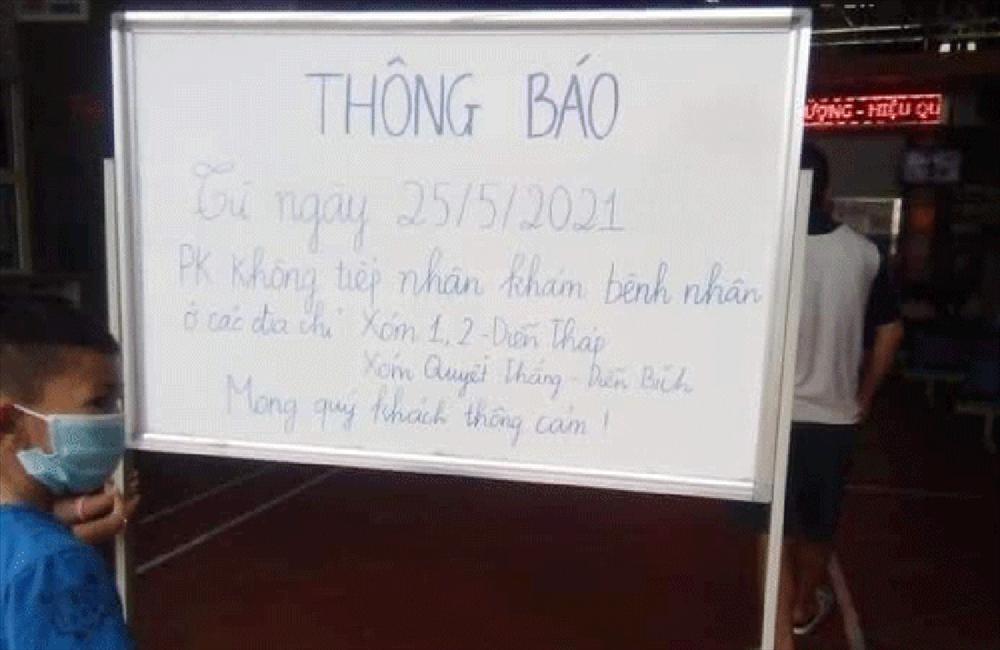 Nghệ An: Đề nghị xử phạt 70 triệu với phòng khám từ chối khám chữa bệnh-2