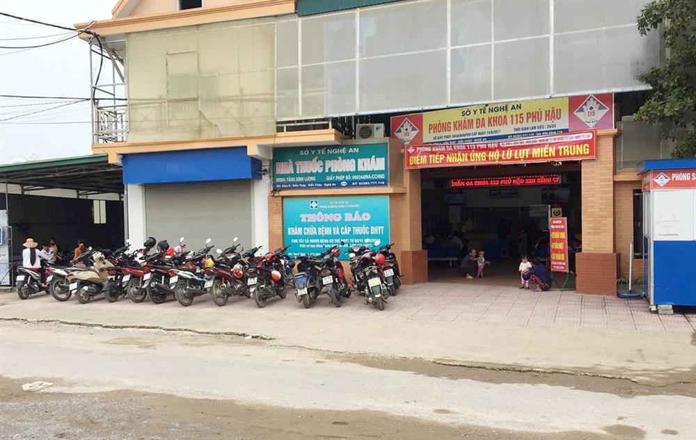 Nghệ An: Đề nghị xử phạt 70 triệu với phòng khám từ chối khám chữa bệnh-1