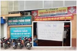 Nghệ An: Đề nghị xử phạt 70 triệu với phòng khám từ chối khám chữa bệnh
