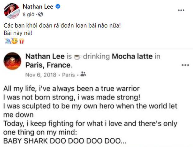 Nathan Lee xúc hẳn bản quyền Baby Shark, Cao Thái Sơn chỉ còn nước hát nhạc... đám ma-4