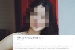 Dân mạng tìm ráo riết, 'Vũ Thị Anh Thư Về Nhà Đi Con' lên top 1 Google