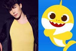 Nathan Lee 'xúc' hẳn bản quyền Baby Shark, Cao Thái Sơn chỉ còn nước hát nhạc... đám ma