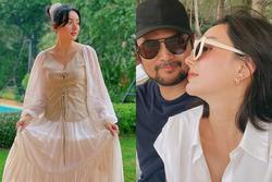 Dân tình bận hóng drama, còn gái đẹp lo làm 'nàng thơ' cho chồng đại gia chụp ảnh!