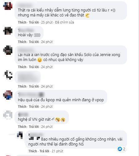 Erik bị tố đạo nhái EXO và The Boyz, netizen tiện nhắc phốt sao chép Jennie?-7