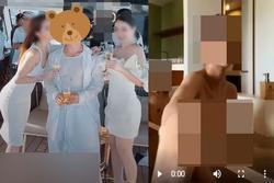 Nam chính clip hot girl 'Về Nhà Đi Con' dát đầy hàng hiệu, chơi toàn chân dài