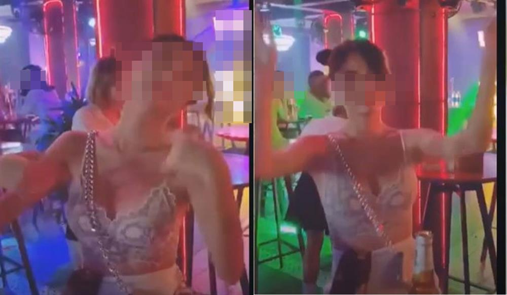 Lộ thêm loạt ảnh hot girl Về Nhà Đi Con hết bar sàn lại thả rông làm DJ-4