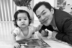 Trần Bảo Sơn bất ngờ khoe con gái thứ 2, không ai biết anh tái hôn lúc nào!
