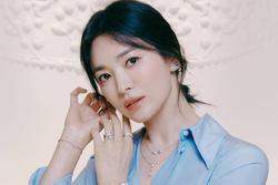 Song Hye Kyo nhận 10,5 tỷ cho một bài đăng quảng cáo