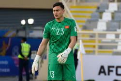 Thủ môn Đặng Văn Lâm bị loại khỏi đội tuyển quốc gia vì Covid-19