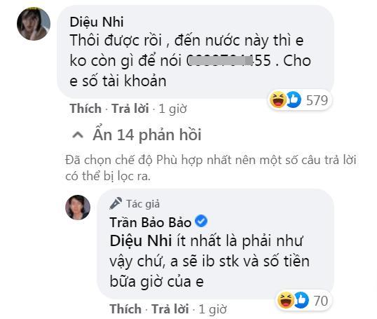 BB Trần dằn mặt Diệu Nhi căng đét vì bán hàng online vô tội vạ-4