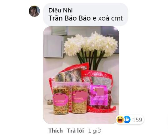 BB Trần dằn mặt Diệu Nhi căng đét vì bán hàng online vô tội vạ-5