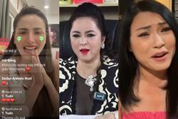 Bà Phương Hằng hủy livestream, loạt sao Việt vô tình hưởng lợi