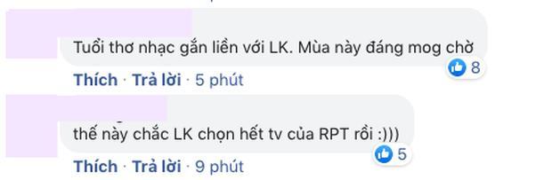 LK trở thành HLV Rap Việt: người phấn khích, kẻ hụt hẫng-2