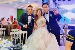 Cận cảnh nhan sắc xinh đẹp vợ hot girl của HLV Rap Việt LK