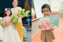 Con gái Mai Phương học giỏi, càng lớn càng giống mẹ