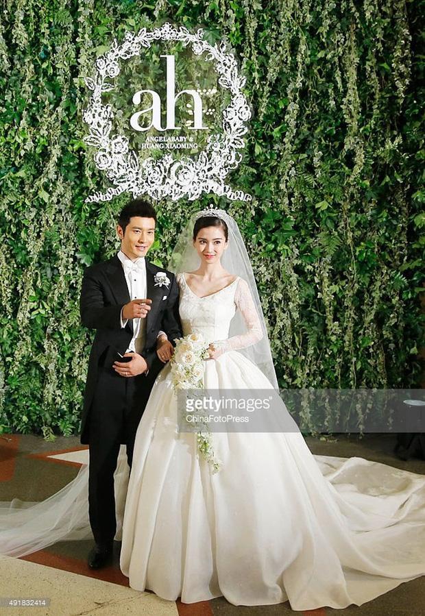 Rùng mình trước lời tiên tri về cuộc hôn nhân của Angela Baby - Huỳnh Hiểu Minh-1