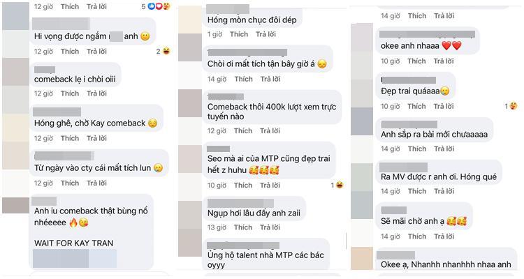 Sơn Tùng cho Kay Trần comeback, fan hỏi Hải Tú bao giờ hết trốn tránh?-6