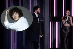 Tiên Tiên đưa Ariana Grande và The Weeknd vào phát ngôn 'shock nóc'