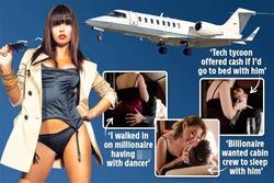 Anh: Nữ tiếp viên hàng không hé lộ góc tối bí mật giới siêu giàu trên chuyên cơ riêng