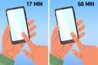 Cách dùng điện thoại tiết lộ gì về bạn