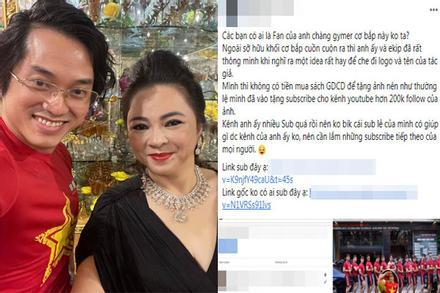 Gymer Duy Nguyễn bị tố ăn cắp ý tưởng làm Youtube?